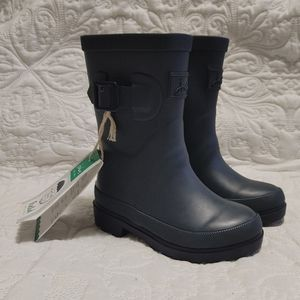 Joules Right As Rain Boys Field Wellies Size 10